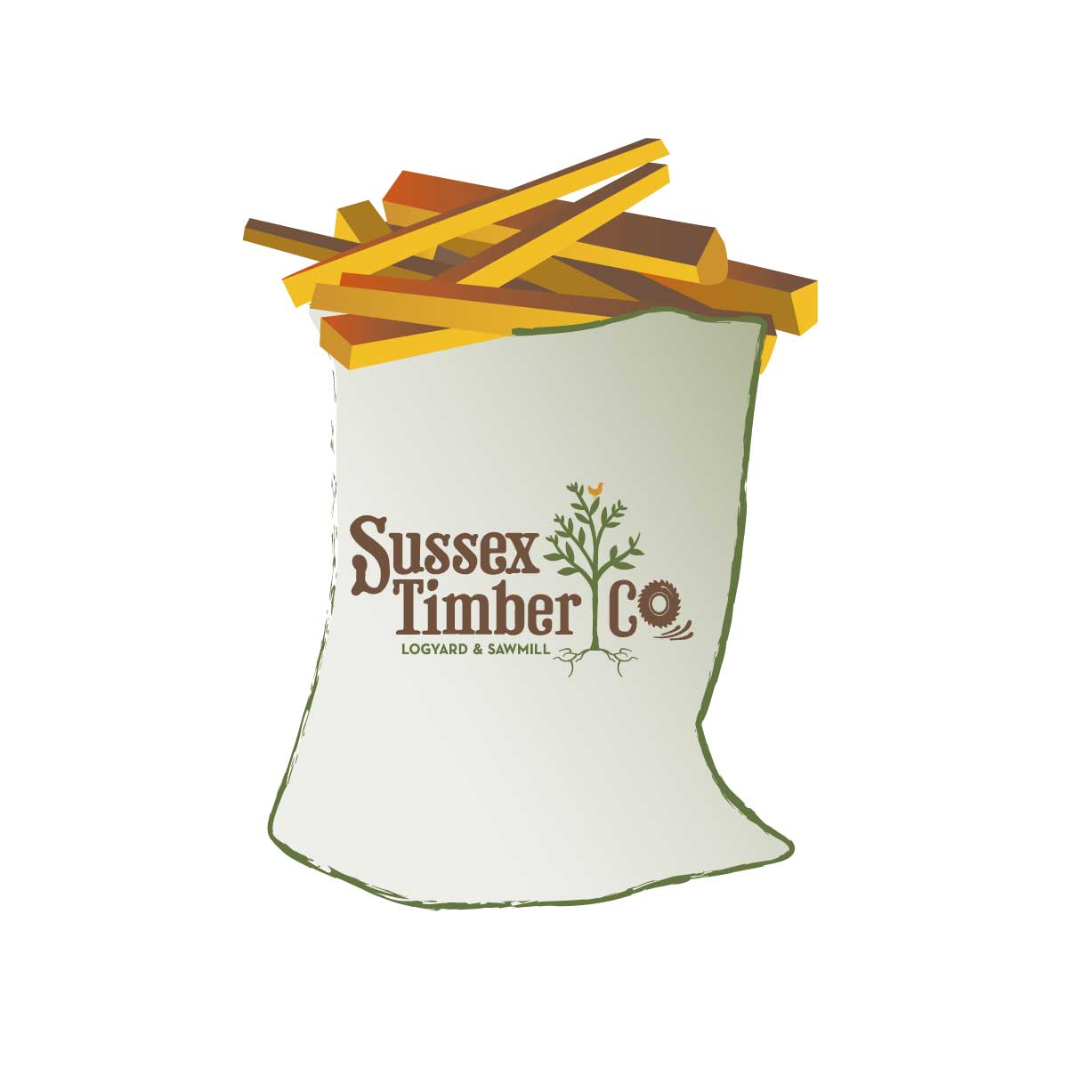 Sussex-Timber-Co-Wood-Bag-illustration