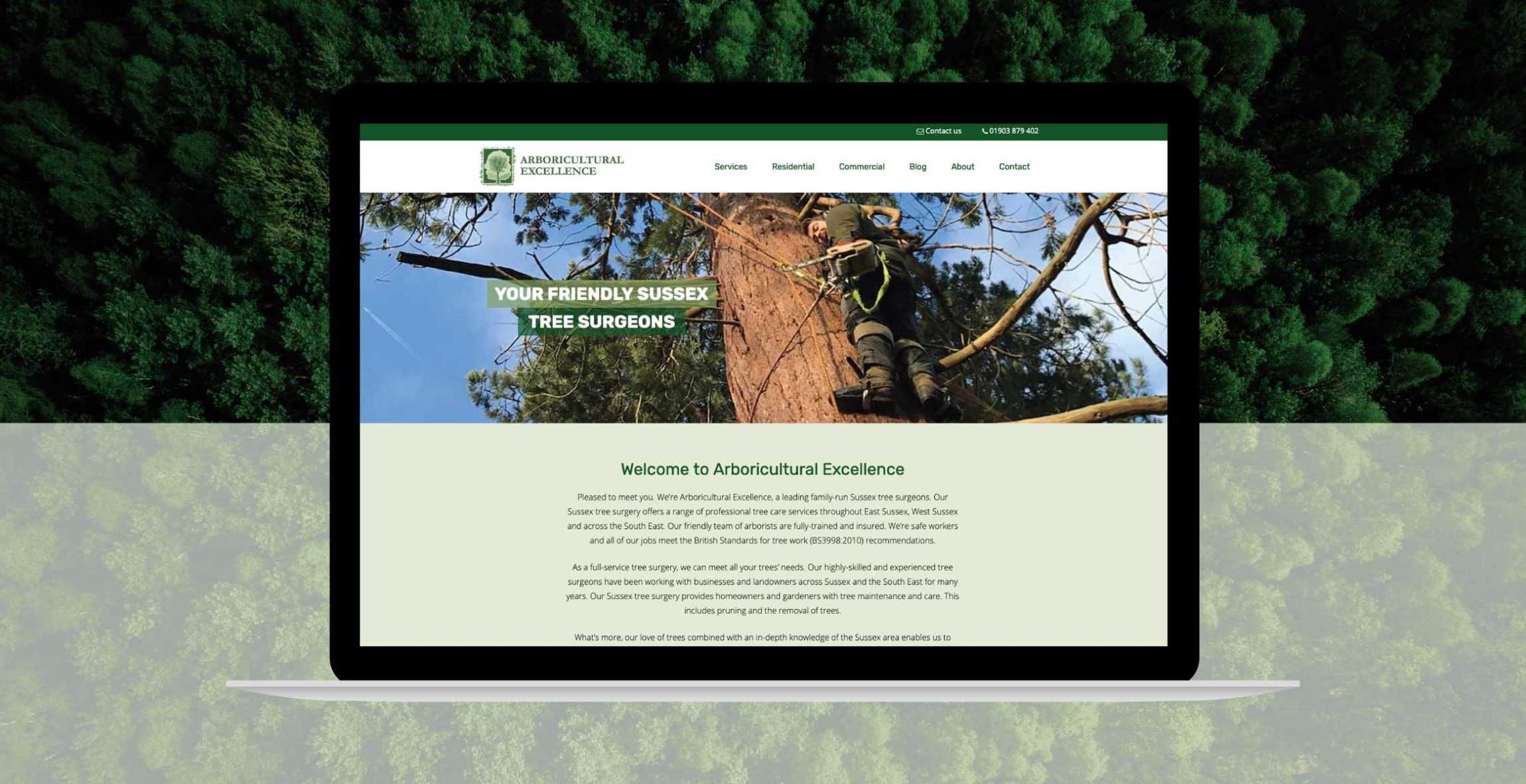 Arboricultural-Excellence-Tree-Surgeon-Business-Website