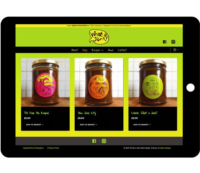 What-a-Jerk-E-commerce-shop-design-by-Hooked-Design